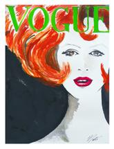 Vintage Vogue by Nathan Dixon
