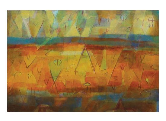 art prints - Tierra Luz by Sarah Diaz-Bastin