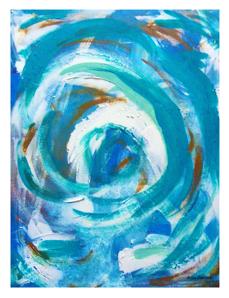 art prints - Ocean Breeze #1 by Nathan Dixon