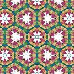 Kaleidoscopic by Niki Mangino