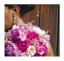 Fuchsia Bride by Nathan Dixon