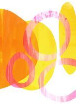 YELLOW SUNRISE by Agnes Pierscieniak