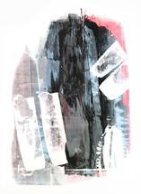 DESERT NIGHTFALL by Agnes Pierscieniak