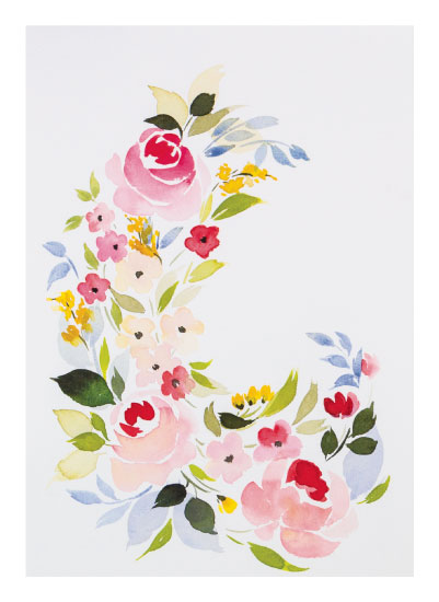 art prints - blossoms by Veronica Geller