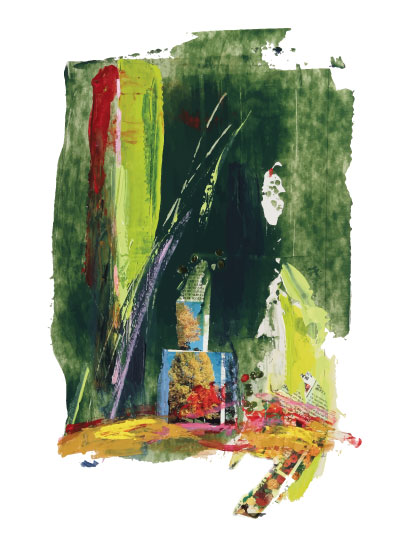 art prints - In Visions by Greg Crawford