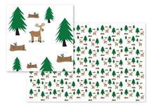 Woodland Moose by Ashlee Bordes