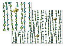 Beads & Dots by Niki Mangino