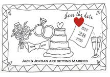 Color me a Wedding by Leslie Chalfont