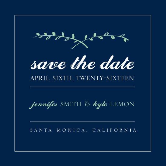 save the date cards - Crisscross Pop by Michelle Afentoulis