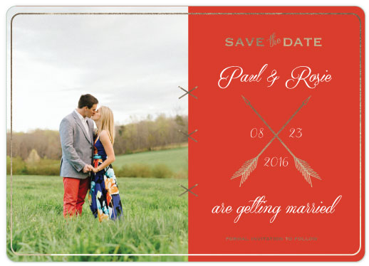 save the date cards - From This Day Forward by Jillian Bull
