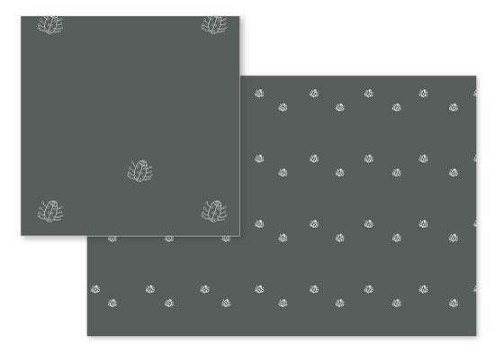 fabric - Bugs_in_Line by Hermien de la Mare