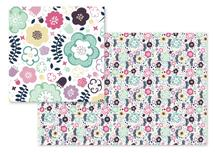 Fickle Florals by Lynn and Lou Paper Co