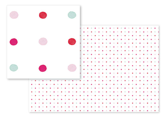 fabric - Candy Dots by Stephanie Fehrenbach