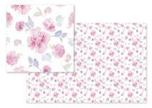 Pink Peonies by Stephanie Fehrenbach