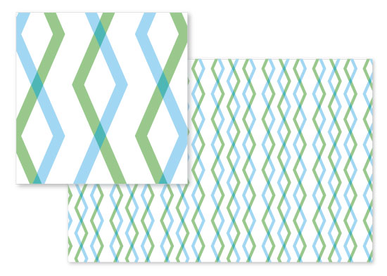 fabric - Wave on Wave 2 by Fig and Cotton