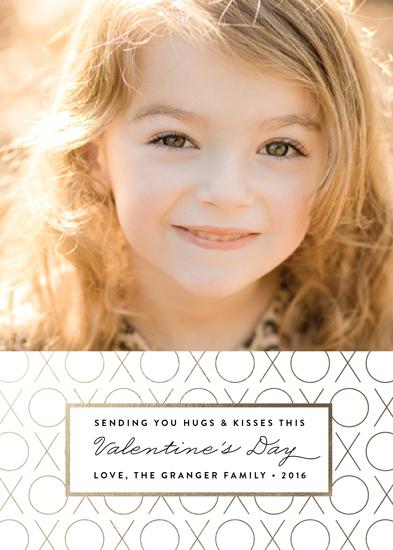 valentine's day - XO by Erica Krystek