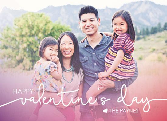 valentine's day - Ombre Valentine by Amy Payne