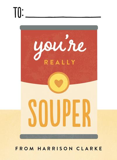 valentine's day - You're Souper by Erica Krystek