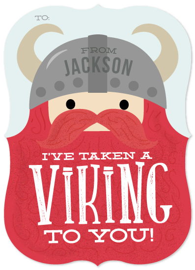 valentine's day - Viking to You by Itsy Belle Studio