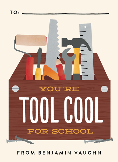 valentine's day - Tool Cool for School by Erica Krystek