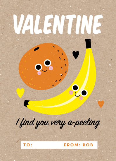 valentine's day - Fruity Valentine by Claudia Valenzuela