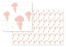 Jellyfish Bubbles by Heather Doucette