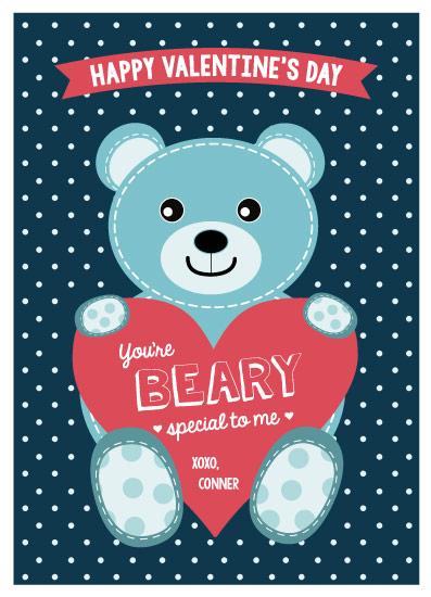 valentine's day - Bear-y Special Valentines by wondErin wandErin