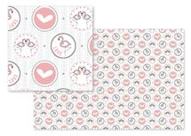 Flaming{o} Love by Whisper Paper Co.
