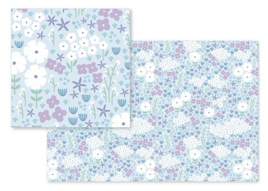 fabric - Full Bloom (English Garden Collection) by Brandy Folse