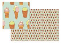 With love to ice-cream by Leysan Shayakbirova