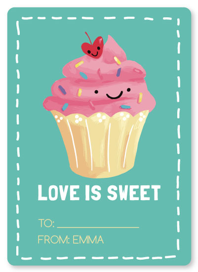 valentine's day - Love is Sweet by Danielle Romo