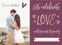 Lets Celebrate Love by Liza Child