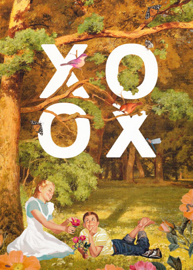 valentine's day - Oh, xoxo... by Heather Landis