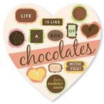 A Box of Chocolates by Elizabeth Bright
