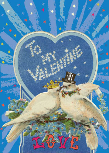 valentine's day - Love Birds by Sharon Lee