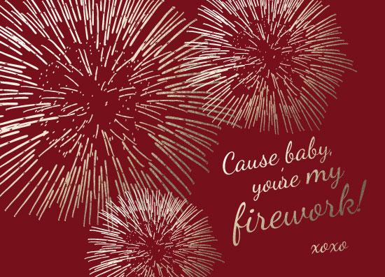 valentine's day - My Firework by Aleksandra Mendel