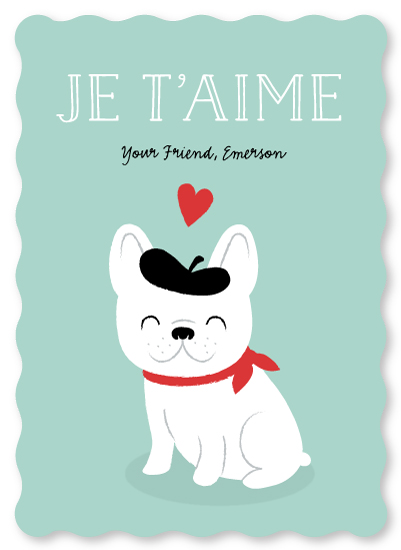 valentine's day - frenchie by Susan Asbill