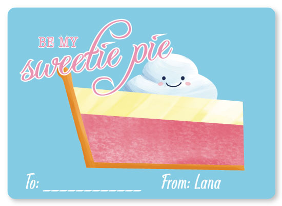 valentine's day - Sweet as Pie by Danielle Romo