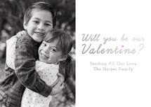 Will you be our Valenti... by Marga Miret