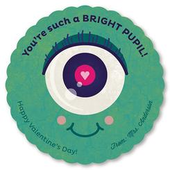 Bright Pupil