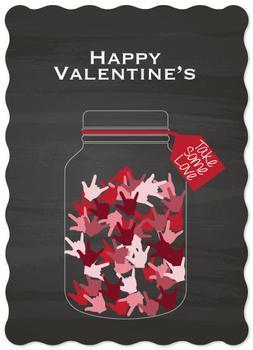 Love in the Mason Jar