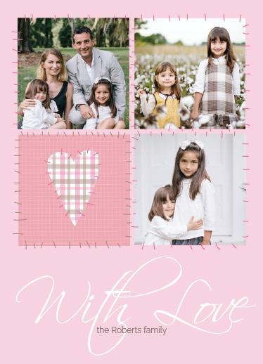 valentine's day - Patchwork love by frau brandt