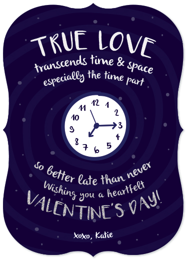 valentine's day - Time and Space by Hannah Torres