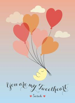 You are my Tweetheart