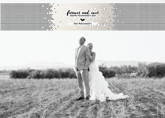 valentine's day - forever and ever III by Whisper Paper Co.
