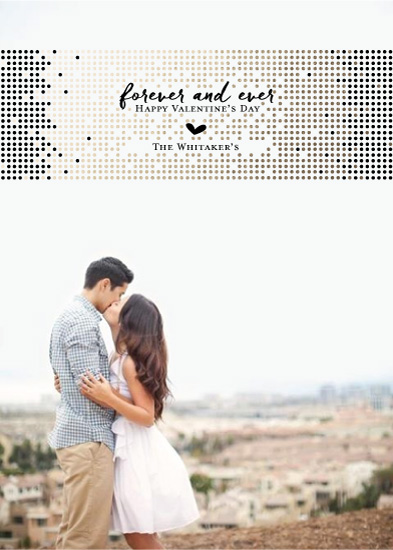 valentine's day - forever and ever II by Whisper Paper Co.