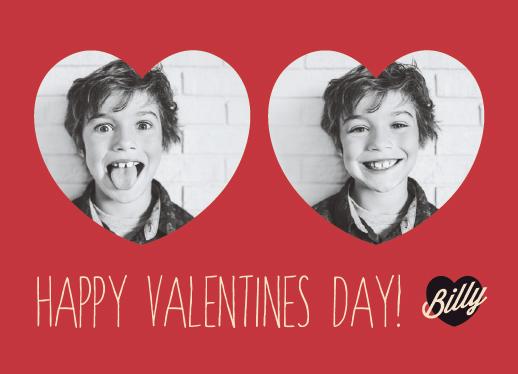 valentine's day - Silly Billy Valentine by Sarah Leslie