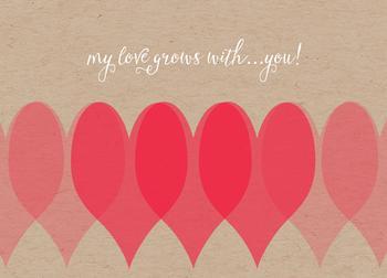 My Love Grows