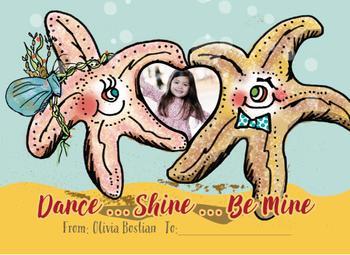 Be Mine Photo Starfish
