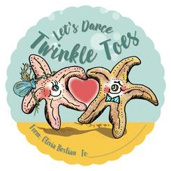 Be Mine, Starry Eyed & Twinkle Toes